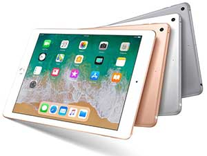 Win an Apple iPad from Herbers Autobody